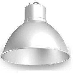EcoVision LED industijska lampa 50W, 4250lm, 6000K, IP20, 80°  siva
