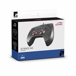 Gamepad SPEEDLINK STRIKE NX, PC/PS3 crni