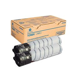 Toner Konica Minolta TN-118bk 215 twin pack black 2x12K #A3VW050