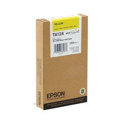 Tinta Epson T612400 STY7400 yellow 220ml