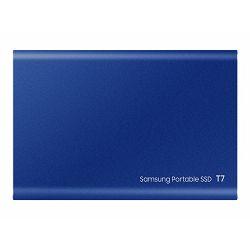 SAMSUNG Portable SSD T7 2TB blue