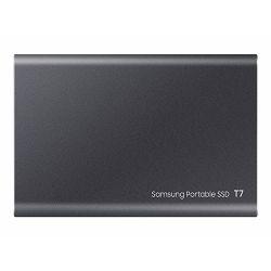 SAMSUNG Portable SSD T7 2TB grey