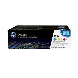 Toner HP CF373AM 3-pack (CB541A+CB542A+CB543A) 125A