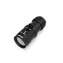XTAR D08 LED ručna ronilačka svjetiljka, 2000lm, KOMPLET