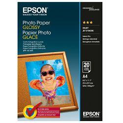 Papir Epson S042538 glossy photo paper A4 200g 20L