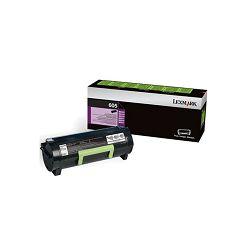 Toner Lexmark 60F5000 black 2.5k