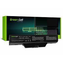Green Cell (HP08) baterija 4400 mAh,10.8V(11.1V), HSTNN-IB51 za HP 550 610 615 Compaq 550 610 615 6720 6830