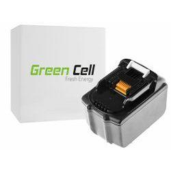 Green Cell (PT47) baterija 6000mAh/18V za Makita BDF450SFE/BTL061RF/BTW450RFE