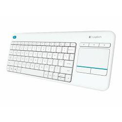 LOGI K400 Plus Touch Kbd white (HR)(P)