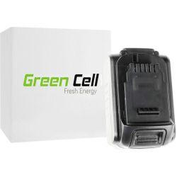 Green Cell (PT65) baterija 3000mAh/18V za Dewalt DCD740, DCD780, DCD980, DCF620, DCF880, DCN660, DCS350, DCS380