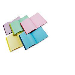 Bilježnica Fabriano A4 80g 40L vino unutrašnjost lavanda 65600281