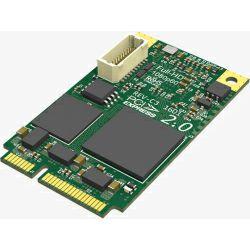 Magewell Pro capture mini HDMI (no heat sink), mini PCIe, 1-channel HDMI, no heat sink, Windows/Linux/Mac (11112)