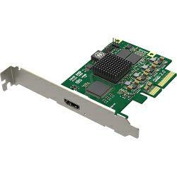 Magewell Pro capture HDMI 4K , LP PCIe x4, 1-channel HDMI, Ultra HD 4Kp30, Windows/Linux/Mac (11120)