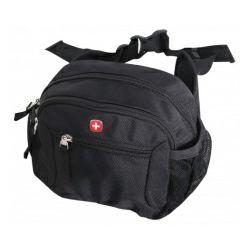 Wenger torbica za oko struka, crna