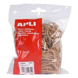 Gumene vezice Apli 60x2mm 100g 12854