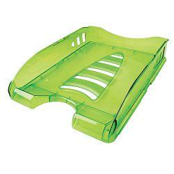 Ladica za spise Arda sunrise transparent zelena TR75510V