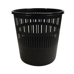 Koš za smeće Arda PVC 12L crni 4119N