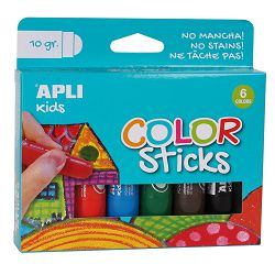 Boja tempera u sticku Apli color sticks 6/1 14227