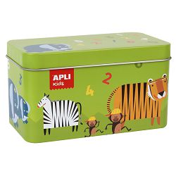 Domino Apli animals 14556