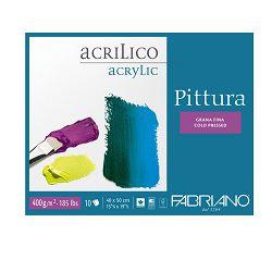 Blok Fabriano pittura 40x50 400g 10L 40004050
