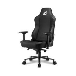 Sharkoon Skiller SGS40 igraća stolica, umjetna koža, crna