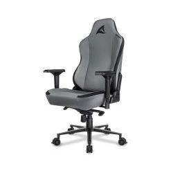 Sharkoon Skiller SGS40 igraća stolica, umjetna koža, crno/siva