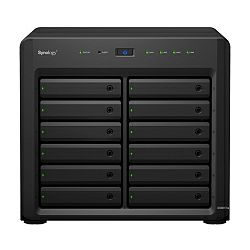 """Synology DS3617xsII DiskStation 12-bay All-in-1 NAS server, 2.5""""/3.5"""" HDD/SSD podrška, Hot Swappable HDD, Wake on LAN/WAN, 16GB, 4×G-LAN, USB3.0"""