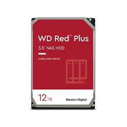 Western Digital Caviar Red Plus 12TB SATA3 NASware, 7200rpm, 256MB cache (WD120EFBX)