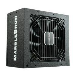 Enermax 650W Marblebron, ATX, 80+ Bronze, DC-DC, semi-modular 4×PCIe, 8×SATA, 24-pina, 120mm ventilator