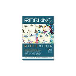 Blok Fabriano mixed media 29 160g 29,7x42,0