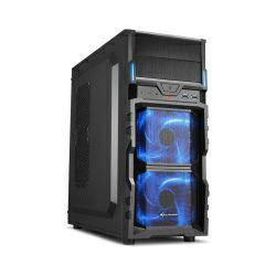 Cratos OFFICE v1 MT 600W PC - AMD Athlon 3000G, 8GB DDR4, 512GB SSD, Radeon RX Vega 3, FreeDOS