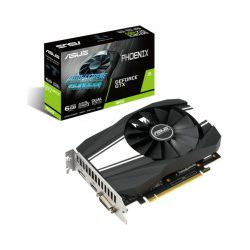 Asus GeForce Phoenix GTX 1660 6GB GDDR5/192-bit, PCIe 3.0, DVI-D/DP/HDMI