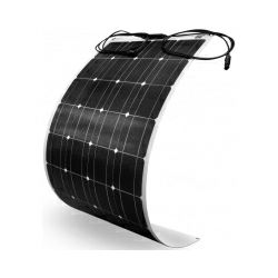 Fleksibilni solarni panel Solarni modul Green Cell GC SolarFlex 100W, monokristalni, 12V/18V, ETFE, MC4
