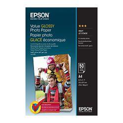 Papir Epson S400038 value  glossy photo paper 10x15 183g 50L