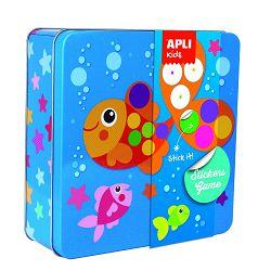 Društvena igra Apli naljepnice ribe 15219