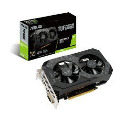 Asus GeForce TUF GTX 1650 4GB GDDR6/128-bit, PCIe 3.0, DVI-D/HDMI/DP (TUF-GTX1650-4GD6-P-GAMING)