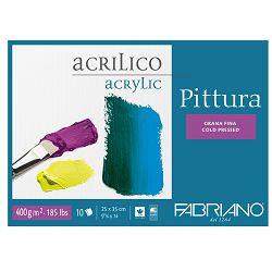 Papir Fabriano pittura 70x100 400g 4407100