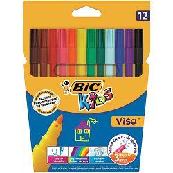 Flomasteri Bic kids visa 12 boja 12/1 888695