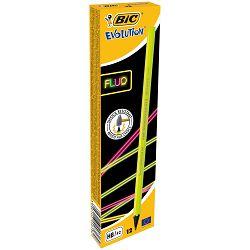 Olovka grafitna HB Bic evolution fluo 940757