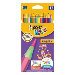 Bojice Bic kids evolution circus 12 boja 12/1 8957893