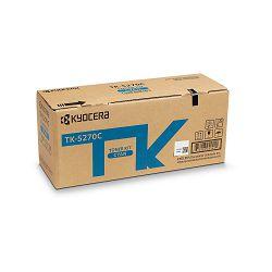 Toner Kyocera TK-5270c M6230CIDNT cyan 6K #1T02TVCNL0