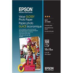 Papir Epson S400039 value glossy photo paper 10x15 183g 100L