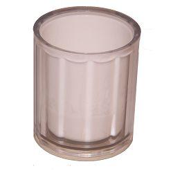 Čaša za olovke Ark PVC prozirna 4663