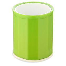 Čaša za olovke Ark PVC svijetlo zelena 4663