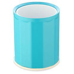 Čaša za olovke Ark PVC svijetlo plava 4663