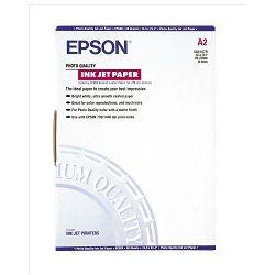 Papir Epson S041079 photo quality ink jet paper A2 102g 30L