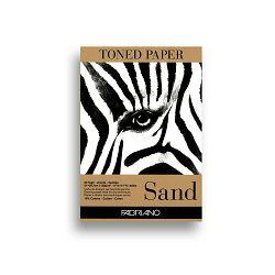 Blok Fabriano tonirani papir A4 120g 50L boja pijeska 19100496