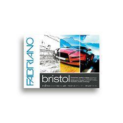 Blok Fabriano bristol A5 20L 250g 19100503