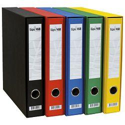 Registrator Lipa mill A4 uski plavi 02398 u kutiji