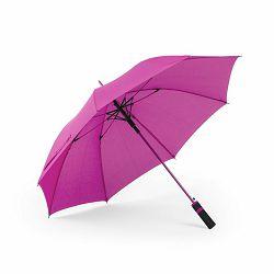 Promo kišobran Cladok automatski čvrst dizajn rozi m588811